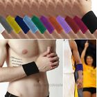 1PC New Terry Cloth Cotton Sweatbands Wrist Band Sports/Yoga/Workout/Running