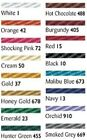 5 Metres 5mm Berisfords Barley Twist Rope Cord 16 Colours to Choose From