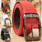New Celebrity Womens Faux Leather Buckle Belt Waist Strap fashion Belts IR46