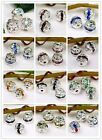 10pc Crystal Silvery/Golden Spacer Disco Ball Loose Bead 6mm 8mm 10mm Finding