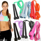 Plastic Skipping Rope Fitness Exercise Workout Boxing Jump Jumping Speed Sports