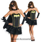 C998 DC Comics Secret Wishes Batgirl Corset Adult Womens Superhero Costume