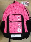 Roxy Laptop Backpacks - New Colorful Patterns MSRP $48+ New
