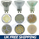 UK STOCK 4 6 7 9 15W LED Spot Light SMD Bulbs Dimmable Lamp GU10 Day Warm White