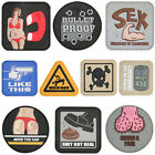 Viper Novelty Morale Velcro Patches Airsoft Military Army Paintball Funny
