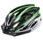 2015 Cycling BMX Road Bicycle Bike Adjust Helmet 18 Channeled Vents With Visor