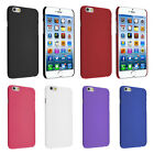 Ultra-Thin Matte Hard Clip on Slim Back Shell Case for Apple iPhone 6 4.7""