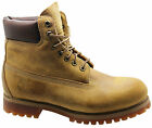 Timberland AF 6 Inch Anniversary Waterproof Leather Mens Boys Boots 27092 UW2
