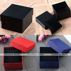 Soft Sponge Present Gift Box Case For Bangle Ring Watch Pendant Jewelry Display