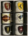 Game of Thrones Ceramic Mug - Stark Lannister Greyjoy Baratheon or Targaryen