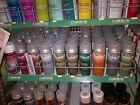 New Colours OASIS Waterproof  FLORISTRY CRAFT FABRIC METAL GLASS Paint Spray