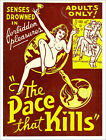 Poster / Leinwandbild THE PACE THAT KILLS, THE [aka COCAINE FIENDS], 1935