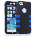 Heavy Duty Hybrid Rugged Rubber Hard Case Cover For Apple iphone 6 4.7 inch