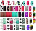 Wallet Pouch Case Phone Cover for T-Mobile Samsung Galaxy Avant SM-G386T