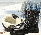 2014 men New tooling boots leather boots Martin boots snow boots warm boots