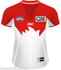 Sydney Swans 2014 AFL Ladies ISC Home Jersey Pick Your Size!