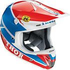 Thor 2015 Verge Pro GP Helmet Blue/Red XS-2XL