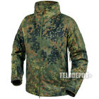 Helikon Tex Gunfighter Shark Skin Soft Shell Jacke Flecktarn Bundeswehr Outdoor