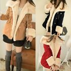 Winter Korean Slim Warm Double-breasted Wool Jacket Womens Coat 2014 New X1 - CB