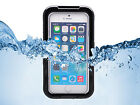 "Waterproof Dustproof Snowproof Shockproof Hard Armor Case Iphone 6 4.7""Plus 5.5"""