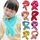 HOT Children Girl Boy Soft Wool Blend Shawl Wrap Scarf Scarves 8 Candy Colours