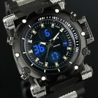 NIGHT VISION INFANTRY AVIATOR MENS SPORT ARMY MILITARY QUARTZ WRIST WATCH LUXURY