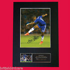 DIDIER DROGBA #2 Autograph Mounted Signed Photo Repro A4 Print 550