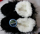 Snoozies Bling Slippers Machine Wash Super Warm 6 Colors S M Or L Free Ship!