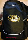 University of Missouri Tigers Mizzou Laptop Backpack - 2 Nike Styles MSRP $55-60