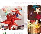 NEW 5Star Paper Lantern Hanging Party Wedding Xmas Venue Festival Decor Ornament