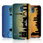 HEAD CASE SKYLINE SERIES 3 GEL SKIN BACK CASE COVER FOR SAMSUNG GALAXY S5