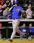 Javier Baez Chicago Cubs 1st MLB Home Run Photo (Select Size)
