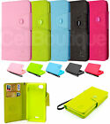 Original MLT Stand Card Wallet Case For Mobile Phones Free Screen Protector
