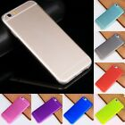 "For New iPhone 6 (4.7"") TPU Rubber Ultra-thin Transparent Fitted Skin Cover Case"