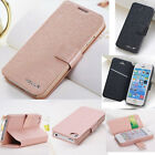 LUXURY SLIM WALLET Leather Stand Flip case cover for iPhone 6 / 6 Plus 5S 4S 5C