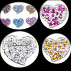 Sweethoney Heart Charm Jewelry Brooch Wedding Gift Pin New Christmas Brooch NEW