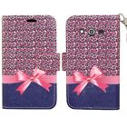 Samsung Galaxy Avant Cell Phone Case Hybrid PU Leather Wallet Pouch Flip Cover on Rummage