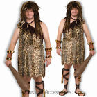 CL120 Macho Caveman Plus Jungle Cave Man Prehistoric Tarzan Funny Fancy Costume