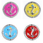 New Sale Price Jewelry Cute Snap Metal Button Charms Fashion For Bracelet