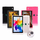 "iRulu eXpro X1 HD Multi-Color 7"" Tablet PC 8GB Android 4.2 Dual Core&Cam 1.5GHz"