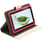 "iRulu eXpro X1 7"" Google Android 4.4 Quad Core Camera 8GB A33 Tablet PC w/ Case"