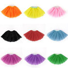 Dancewear Skirt Ballet Dress Baby Girls Kid Infant Tutu Clothes Costume 3-5 Y