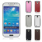 Deluxe Chrome Plated Hard Back Skin Case Cover For Samsung Galaxy SIV S4 i9500