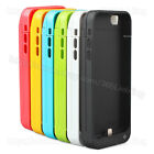 4200mAh Portable Charger Case Charging External Battery Case for iPhon5 5S 5C