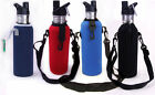 750ml Wide Mouth Stainless Steel Water Bottle & Insulated Neoprene Cover Case