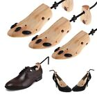 Newest Men Women Wooden Adjustable 2-Way Professional Shoe Stretcher Shaper Tree