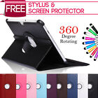 360 Degree Rotating Case Cover for Samsung Galaxy Tab 2 10.1 P5100 P5110 P5113