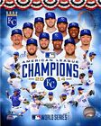 Kansas City Royals 2014 AL Champions Team Composite Photo (Select Size)