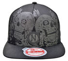 New Era 9FIFTY A-Frame Snapback - Dark Detail MUERTE Glow In The Dark Hat / Cap