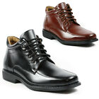 Ferro Aldo MFA-506002 Men's Lace up Dress Ankle Boots Shoes w/ Leather Lining